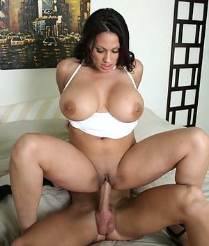 Cowgirl big tits Hot Big