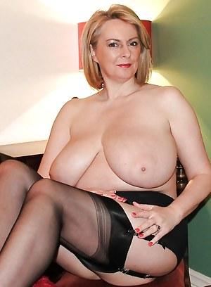 Big Tits Mature Milf German