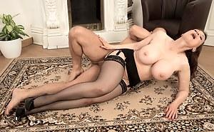 Big Boobs Passionate Sex Porn Pictures