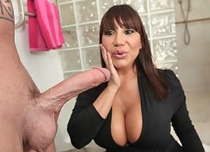 Big Boobs CFNM Porn Pictures